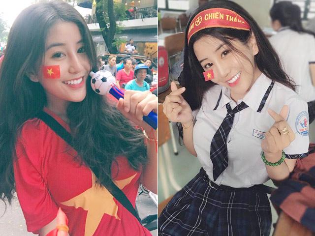 Nữ CĐV Việt lên báo Trung: Ấn tượng nhất thủ môn Tiến Dũng