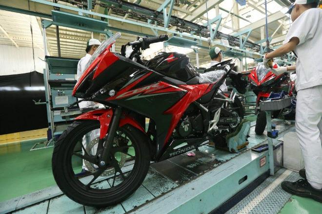 2018 Honda CBR150R lên kệ, giá từ 56 triệu đồng - 1