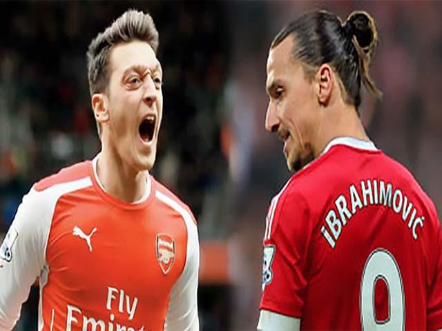 Chuyển nhượng MU: Cự tuyệt Ozil, chấp thuận để Ibrahimovic ra đi