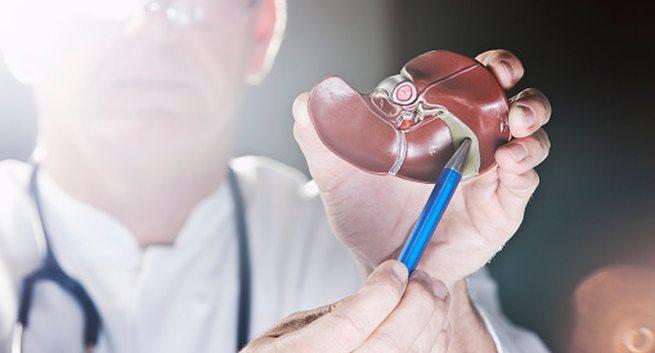 Chế độ ăn cho người bị bệnh gan - 1