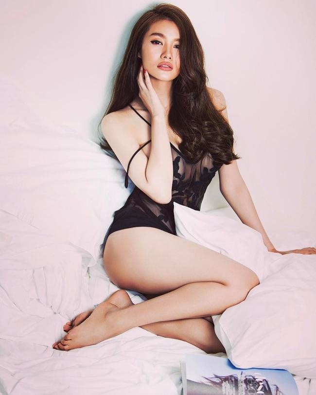 Khi chúng tôi liên hệ với Linh Chi, người đẹp quê Hà Tĩnh khá bất ngờ về thông tin này.