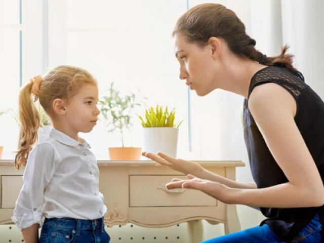 Những nguyên tắc kiểm soát hành vi xấu của trẻ