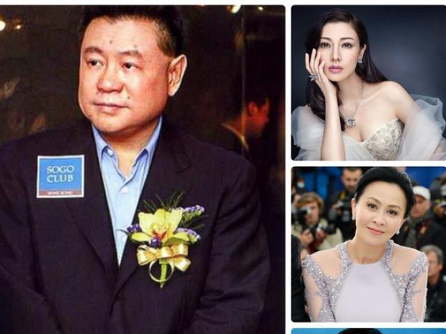 """Tỷ phú U70 """"sát gái"""" khét tiếng Hong Kong lên chức bố lần thứ 7"""