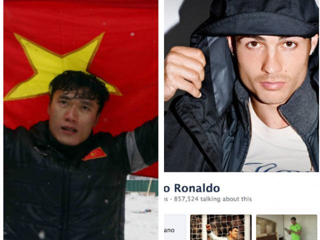 Bùi Tiến Dũng: Viễn cảnh làm ông hoàng mạng xã hội như Ronaldo, Messi