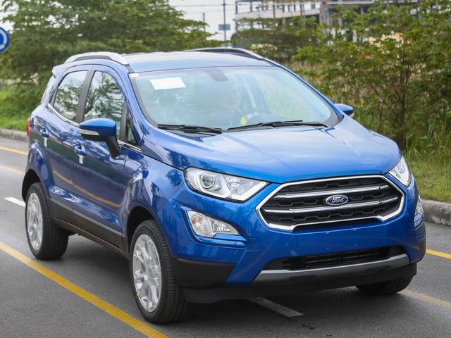 Ford EcoSport 2018 ra mắt Việt Nam - 1