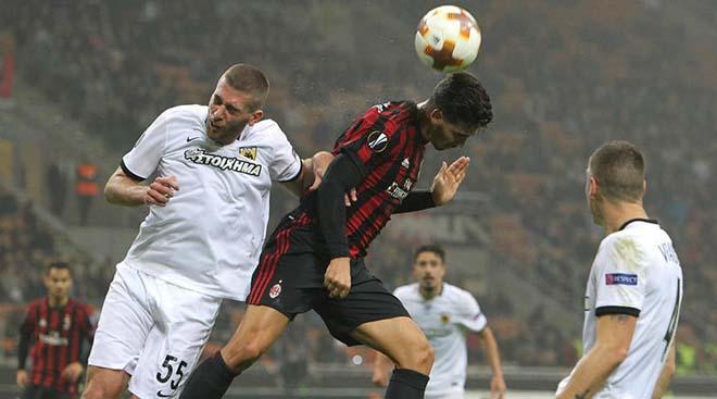 AC Milan - Lazio: Tinh thần quả cảm, săn vé vào chung kết - 1