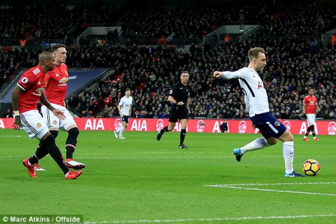 Tottenham - MU: Siêu sao ra mắt và 2 đòn đau không tưởng - 1