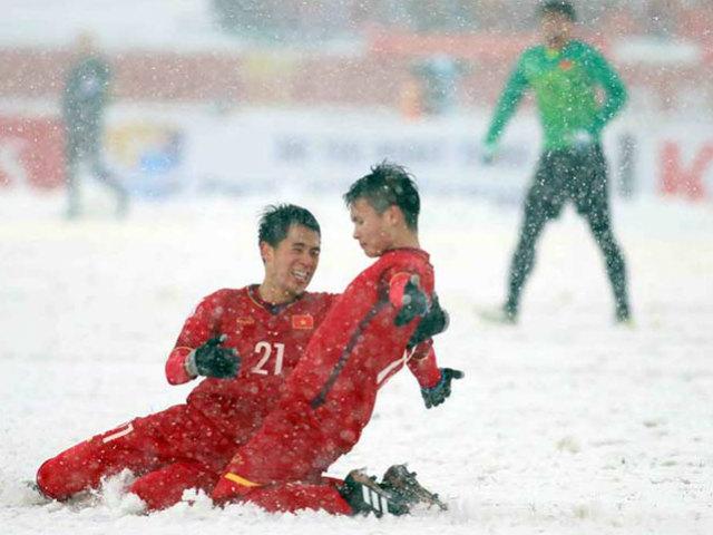 Tiền thưởng U23 Việt Nam: Tin vui mới cho Xuân Trường và đồng đội