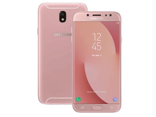 Ra mắt Galaxy J7 Pro phiên bản hồng cho phái đẹp, giá 6,99 triệu đồng - 1