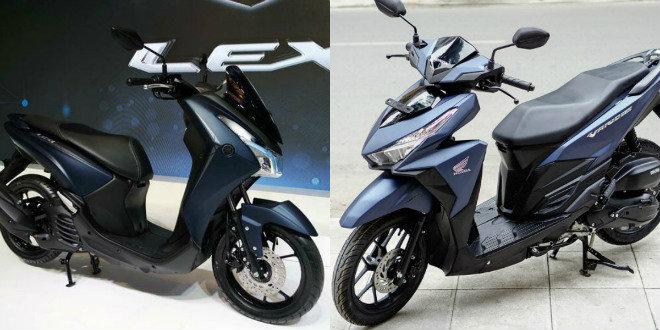 Thích xe ga, chọn Honda Vario 125 hay Yamaha Lexi 125? - 1