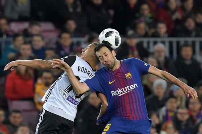 """Barcelona - Valencia: Siêu sao chói sáng, """"nhát kiếm"""" định đoạt - 1"""