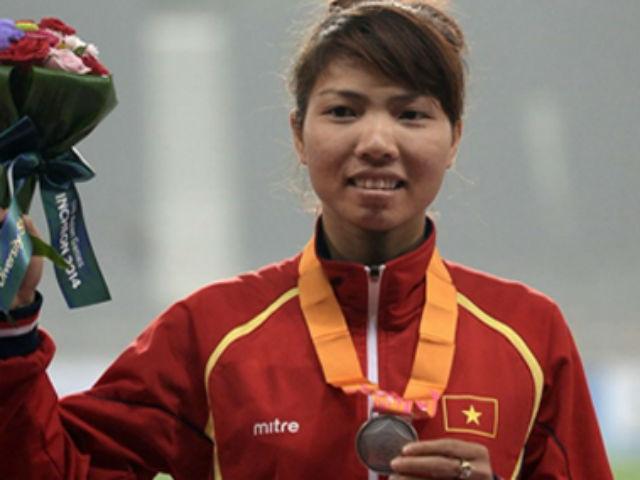 Tin thể thao HOT 3/2: Bùi Thị Thu Thảo đoạt HCV nhảy xa châu Á