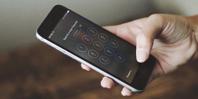 Hướng dẫn chuyển mật mã passcode iPhone 6 số về 4 số - 1