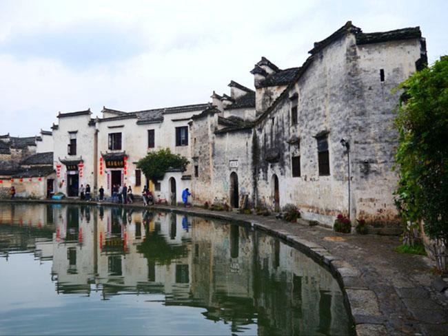 Xuyên không về quá khứ tại những ngôi làng cổ đẹp nhất Hoành Sơn - 1