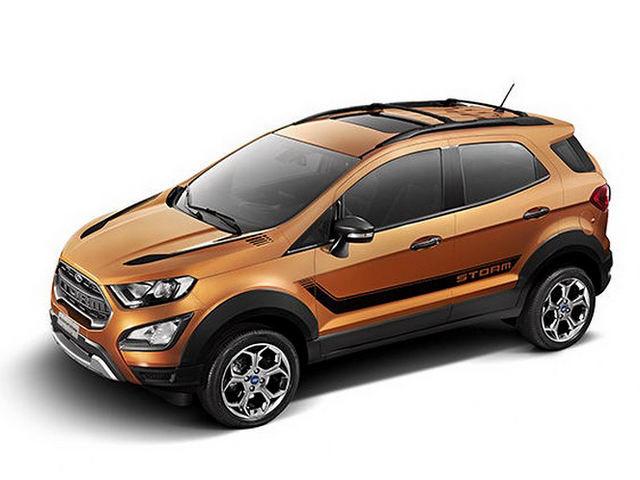 Ford EcoSport Storm đặc biệt giá 720 triệu đồng - 1