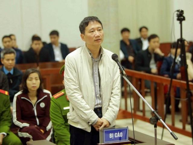 Trịnh Xuân Thanh nói mong khi chết được trong vòng tay vợ con