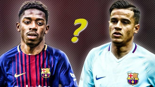 """Dembele – Coutinho 300 triệu euro: Barca """"gà mờ"""", ném tiền qua cửa sổ? - 1"""