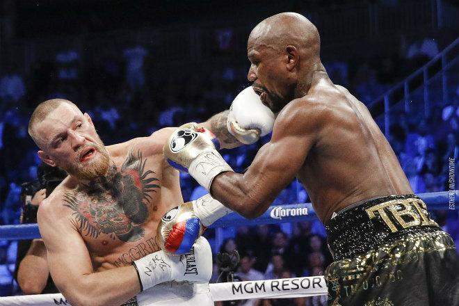 """McGregor khích tướng Mayweather: """"Vua boxing"""" không thử MMA sẽ tiếc cả đời - 1"""