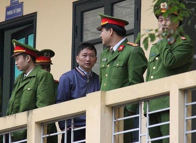 Trịnh Xuân Thanh kháng cáo kêu oan - 1