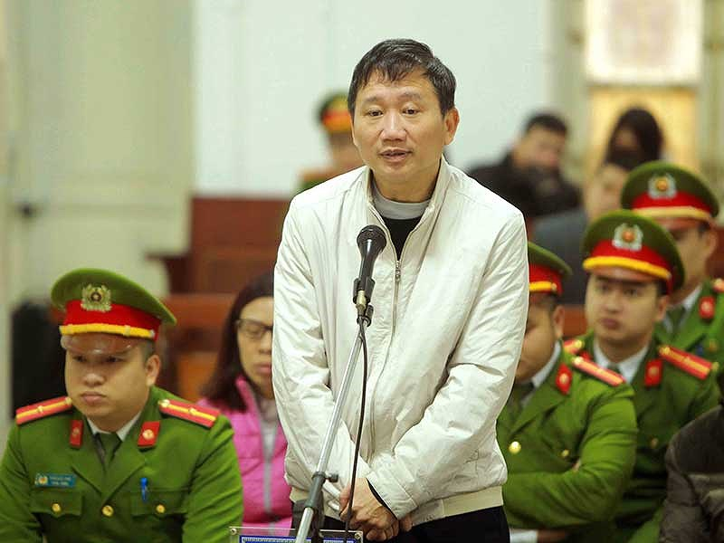 Vụ PVP Land: Trịnh Xuân Thanh một mực nói không tham ô - 1