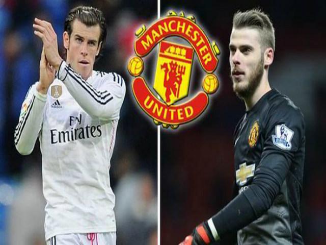 "Chuyển nhượng MU: Mourinho dùng De Gea ""câu""Gareth Bale"