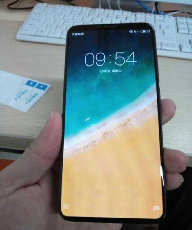 iPhone X thua xa Meizu 15 Plus với thiết kế toàn màn hình, không còn tai thỏ - 1