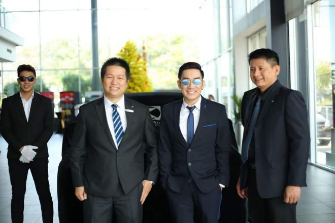 Cận cảnh xe sang gần 8 tỷ đồng của nam ca sĩ Quang Hà - 1