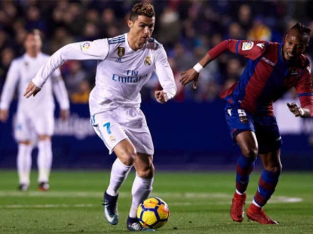 Video, kết quả bóng đá Levante - Real Madrid: Rượt đuổi 4 bàn, sai lầm phút 89