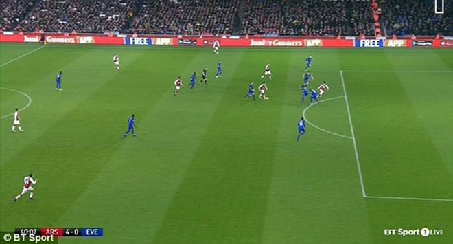 """Arsenal: Aubameyang khai hỏa, Mkhitaryan và trọng tài """"kiến tạo"""" - 1"""