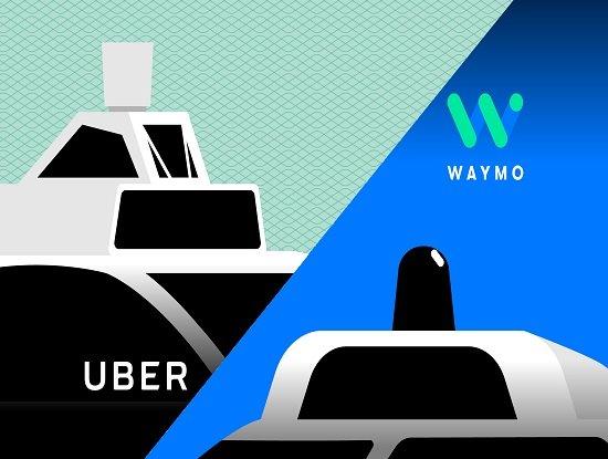Google và Uber đưa nhau ra tòa do cáo buộc đánh cắp bí mật thương mại - 1