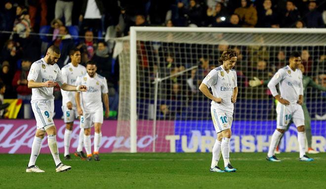 Real hay nhất hóa dở nhất và điểm tới hạn của Ronaldo - 1