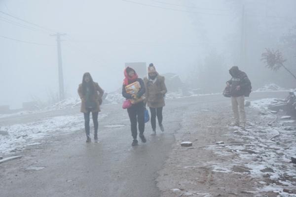 Đón khí lạnh tăng cường, miền Bắc nhiều nơi dưới 0 độ - 1