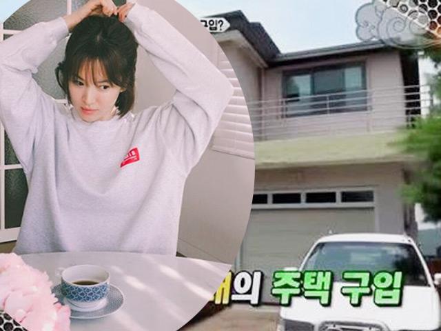 """Song Hye Kyo tiết lộ cuộc sống tân hôn """"mật ngọt"""""""