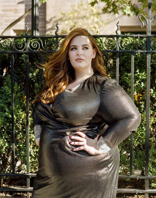 5 quy tắc vàng giúp nàng béo mặc đẹp - 4
