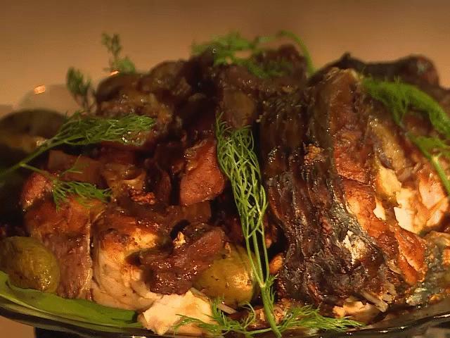 Vét sạch nồi cơm với cá kho trám - đặc sản nức tiếng Phú Thọ