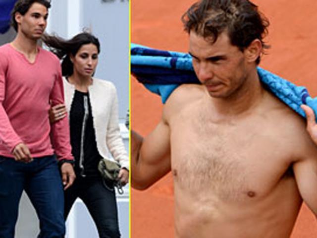 """Nadal hừng hực thanh xuân: """"Chuyện ấy"""" cứng nhắc, mặc kệ bạn gái"""