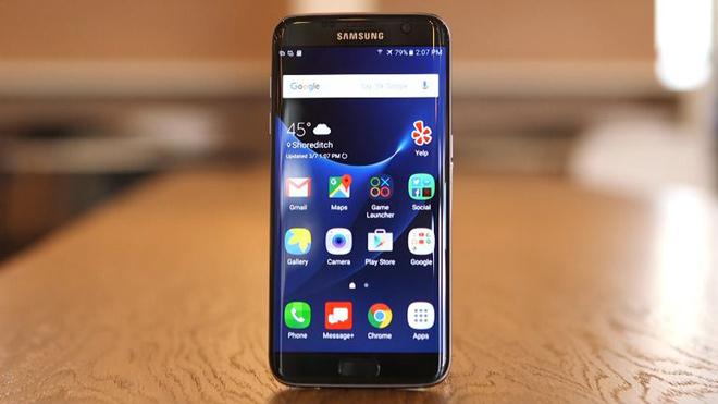 Galaxy S7 Edge tại Việt Nam bất ngờ nhận cập nhật lên Android 8.0 - 1