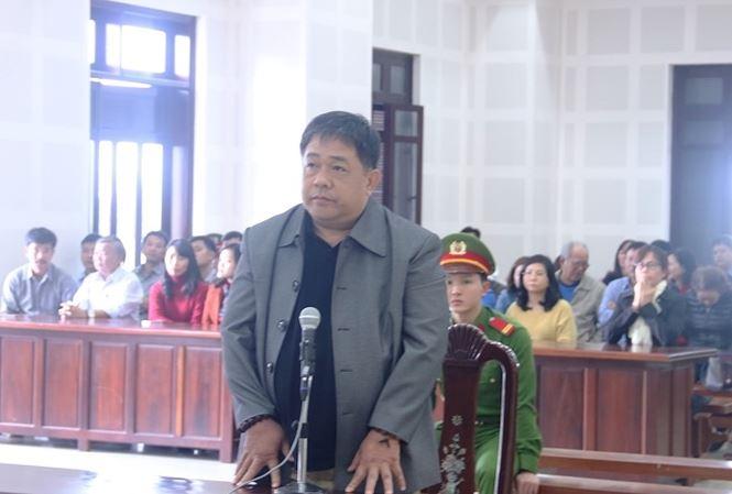 Người nhắn tin dọa giết chủ tịch Đà Nẵng lãnh án 18 tháng tù - 1
