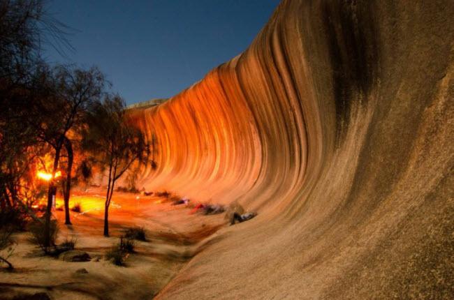 Chiêm ngưỡng sóng đá kỳ vĩ ở Australia - 1