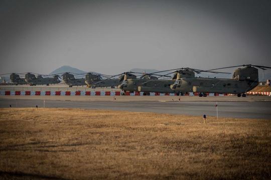 """""""Đột nhập"""" nơi lính Mỹ sẵn sàng tấn công Triều Tiên ngay lập tức - 1"""