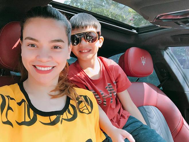 Hồ Ngọc Hà không chạy show, dành thời gian ăn Tết cùng gia đình - 1