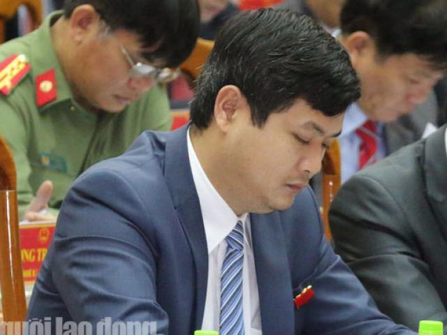 Ông Lê Phước Hoài Bảo chính thức bị xóa tên khỏi đảng viên