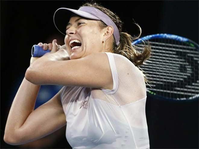 Sharapova - Niculescu: Màn ngược dòng cay đắng (Vòng 1 Qatar Open) - 1