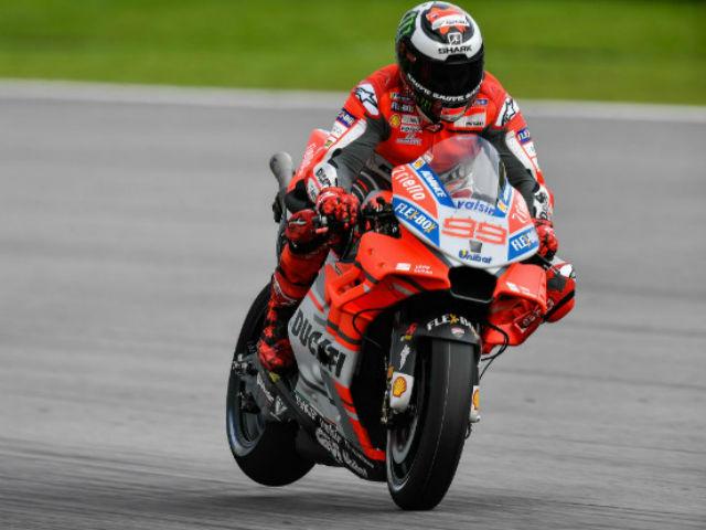 """MotoGP, đợt test Malaysia: Các """"ông lớn"""" chia sẻ ngôi đầu, Lorenzo tạo cột mốc mới"""