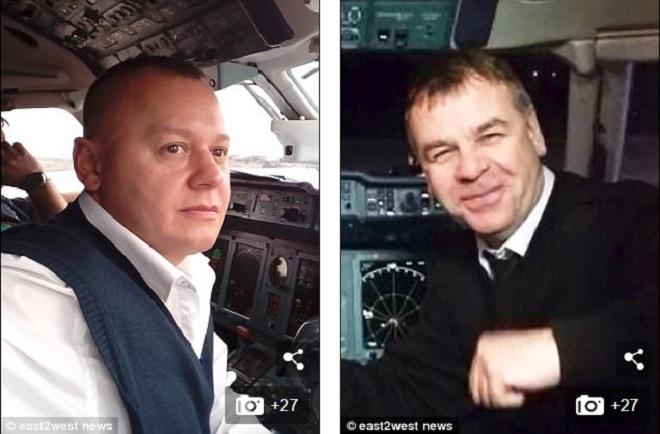 Nguyên nhân máy bay Nga rơi khiến 71 người thiệt mạng - 1