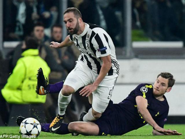 Kết quả bóng đá Juventus - Tottenham: Phủ đầu như mơ, bước ngoặt 2 quả 11m