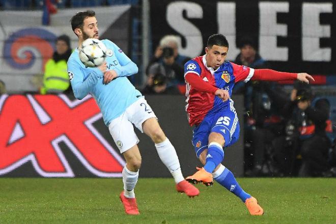 Basel - Man City: Sức mạnh khủng khiếp, đại công cáo thành - 1