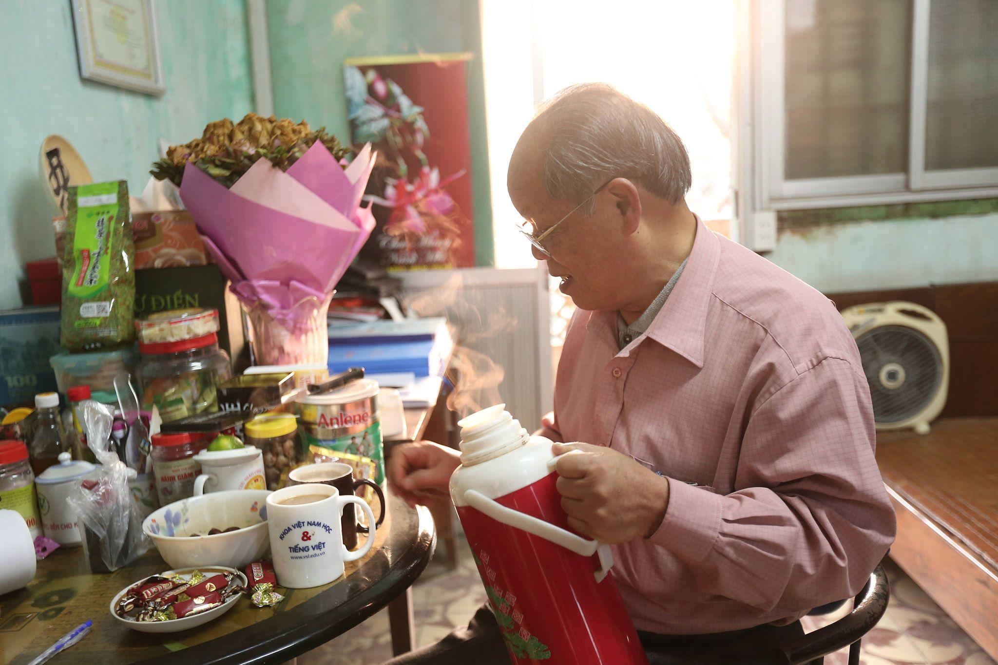 """Tác giả đề xuất cải tiến """"tiếw Việt"""" chia sẻ dự định lớn nhất trong năm mới - 1"""