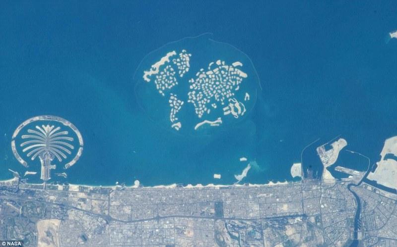 Quần đảo nhân tạo 14 tỉ USD ở Dubai xây tiếp sau 10 năm hết tiền - 1