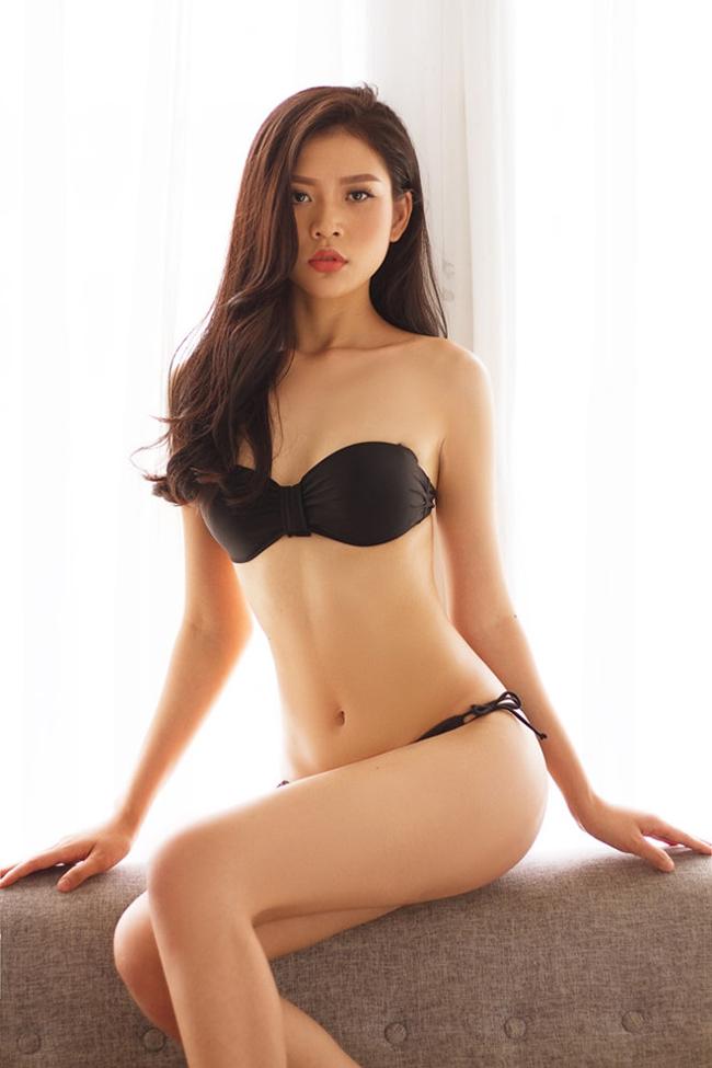 """Trước thềm chung kết Hoa hậu hoàn vũ 2017, Chúng Huyền Thanh bất ngờ """"dừng cuộc chơi"""" để kết hôn với bạn trai là nam ca sĩ, người mẫu Jay Quân."""